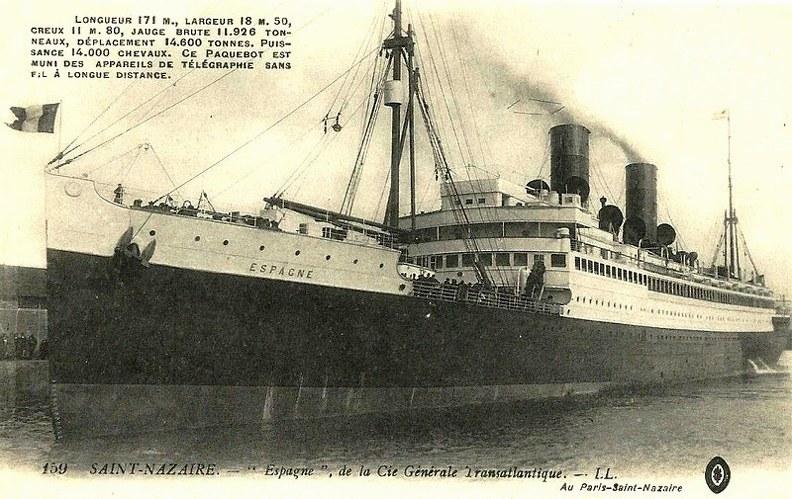 Histoire de bateaux - Espagne Espagn10
