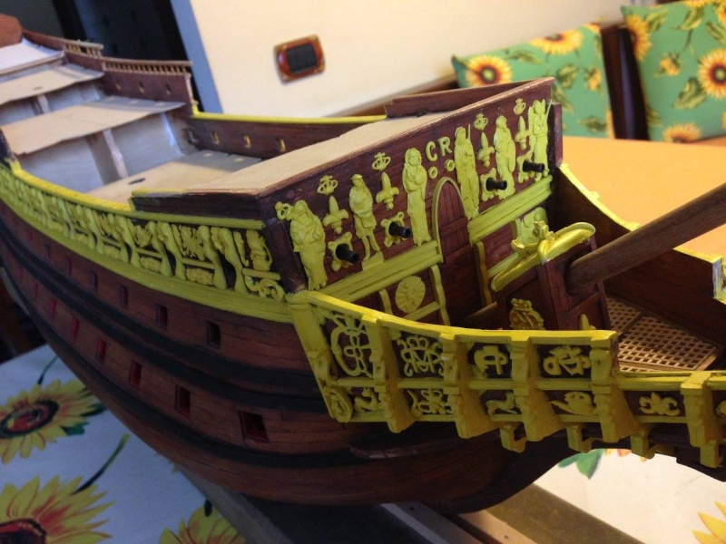 SOVEREIGN OF THE SEAS - Autocostruzione da piani Amati - Pagina 37 211