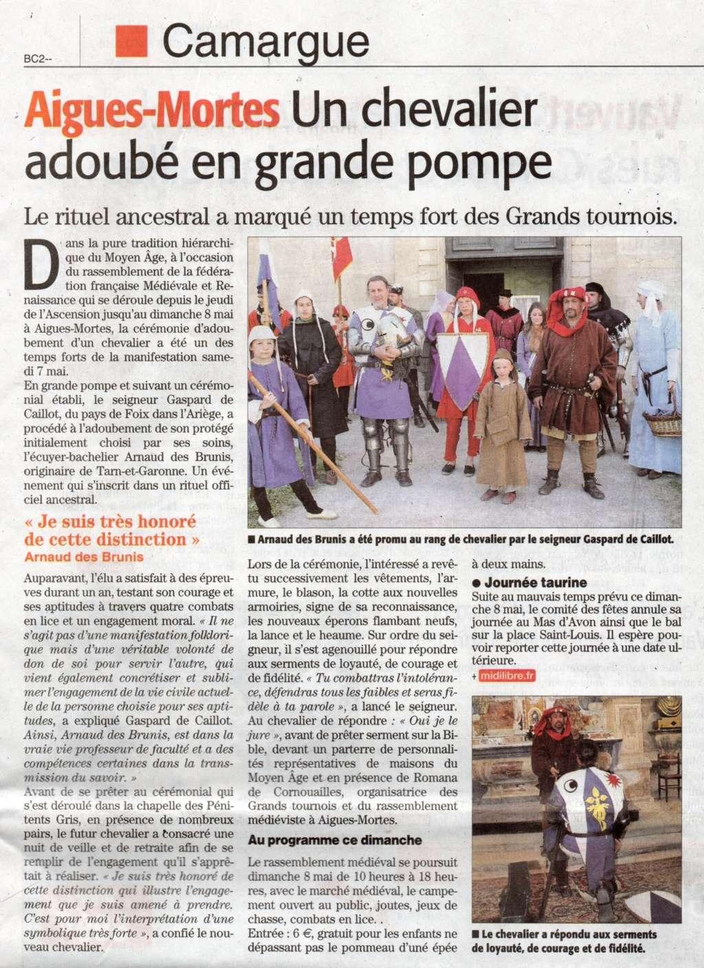 Les Grands Tournois d'Aigues-Mortes 2016 Img13310