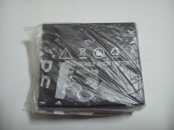 Bateria Action Cam 13220510