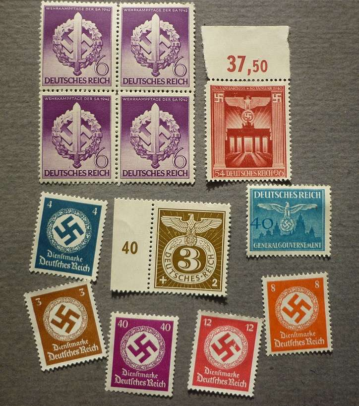 timbres all. ww2 P1580914