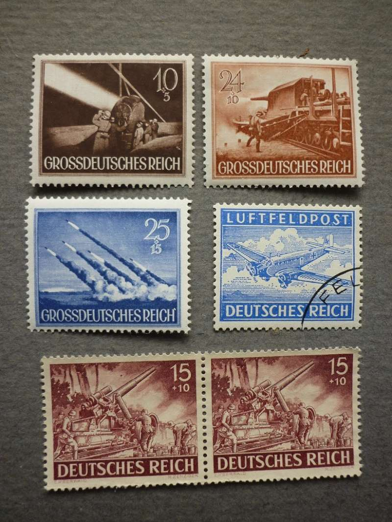 timbres all. ww2 P1580916