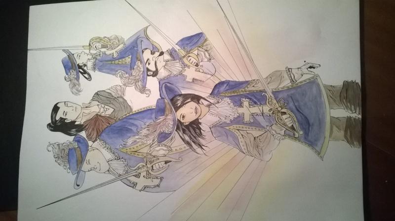 [Dessins] les petits dessins de kei  Wp_20113