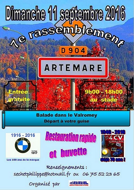 [01]11 septembre 2016 - 7eme rassemblement d'Artemare Affich10