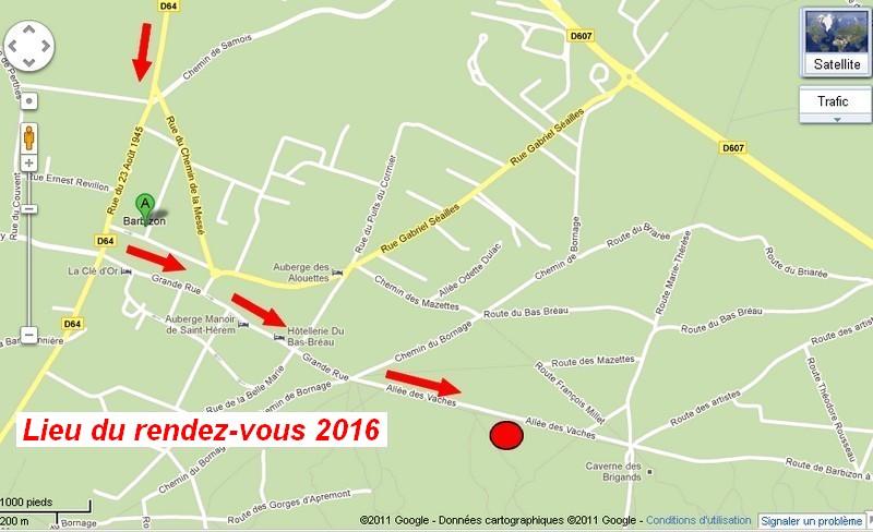 Fontainebleau 77 -  Dimanche 26 juin 2016 - Pique-nique familial en forêt de Barbizon Barbiz11