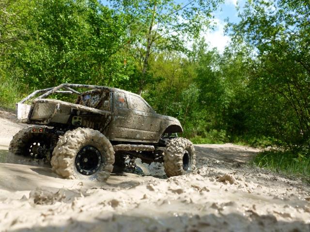 "[OLD NEW]Jantes Dragon 2.6"" TRX4 TRX6 Mud Truck JConcepts - DRAGON - 2.6"" MEGA TRUCK WHEEL #3379B 0e16e310"