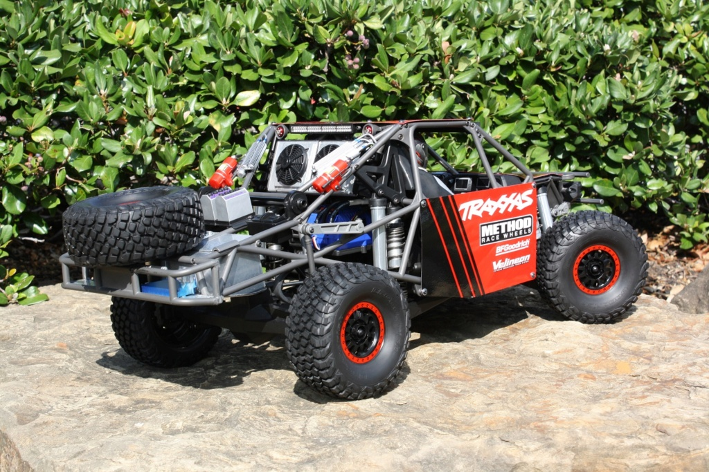 UDR 4000 Custom by Traxxas - Project Buil  UDR 4400-Inspired Race Rig Img_3715