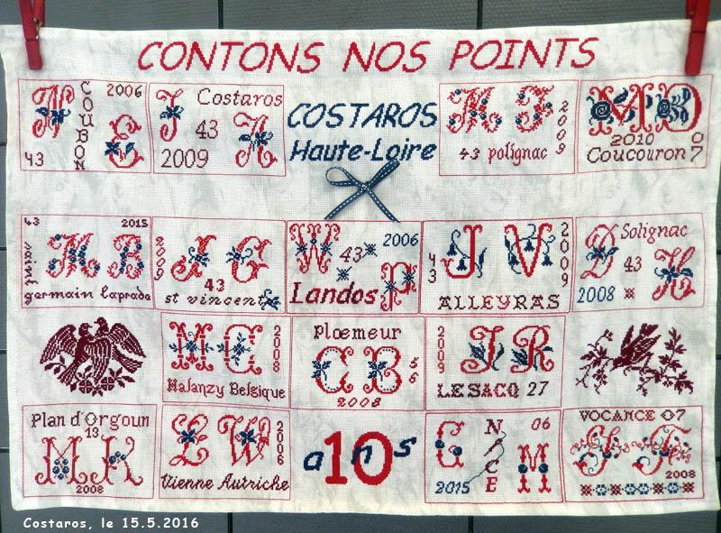 NOS 1ères PUCES DE COUTURIERES 29-20110