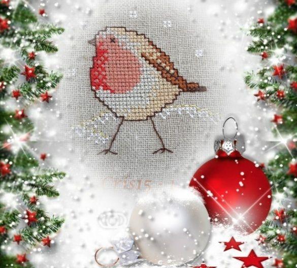 Les broderies déjà terminées pour Noël 2016 ................... - Page 2 Captur10