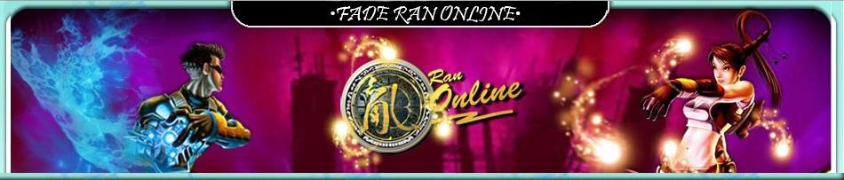 Fade Ran Online