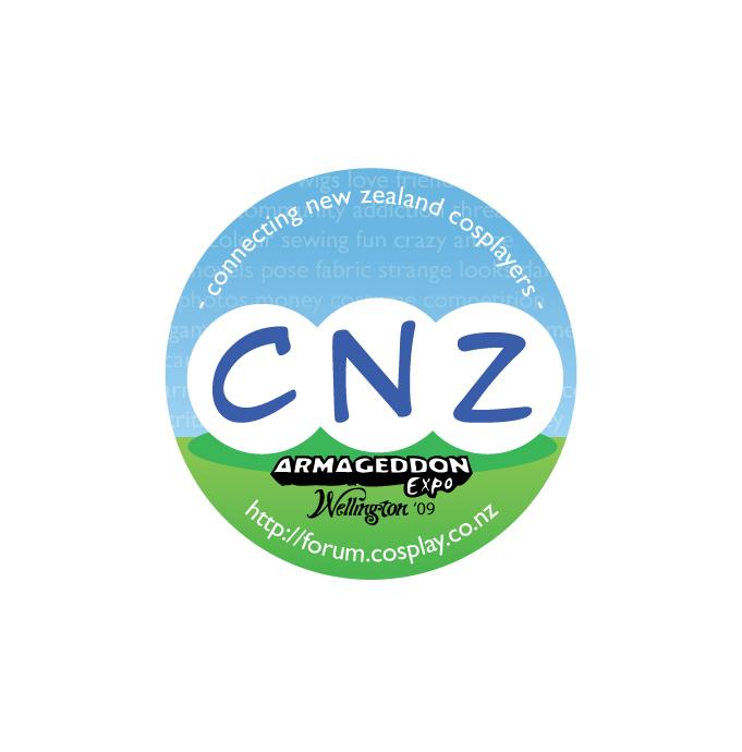 CNZ Badges at Armageddon? (Warning, image heavy) Cnzbad22