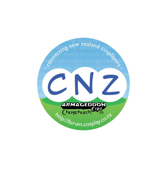 CNZ Badges at Armageddon? (Warning, image heavy) Cnzbad23