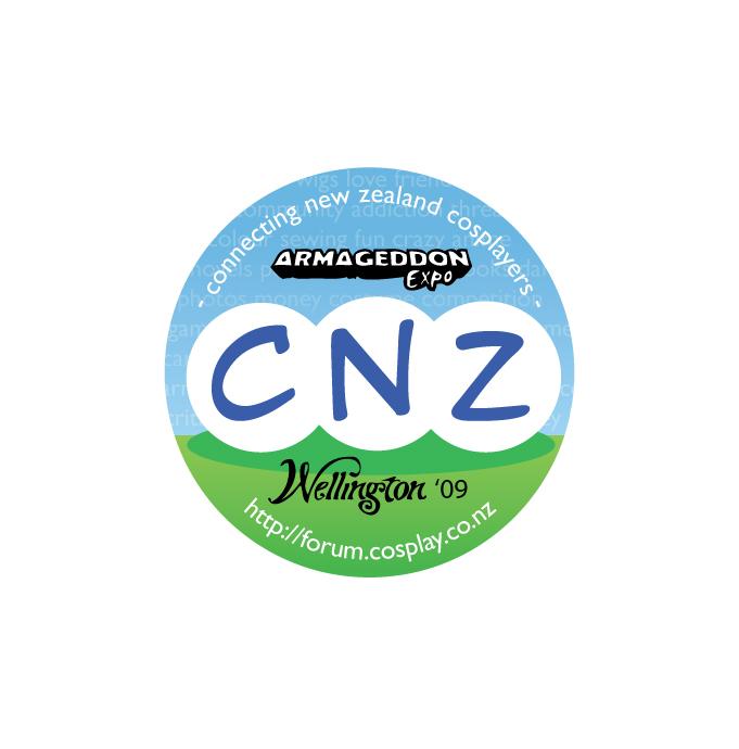 CNZ Badges at Armageddon? (Warning, image heavy) Cnzbad27