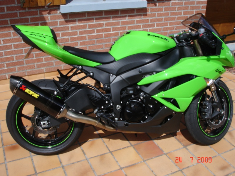 Ma ninja verte 2009 Photo_34