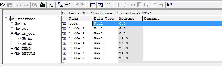 دورة تدريبية في البرمجة باستخدام LAD Diagram سيمنس S7-300/400 - صفحة 4 Buffer10