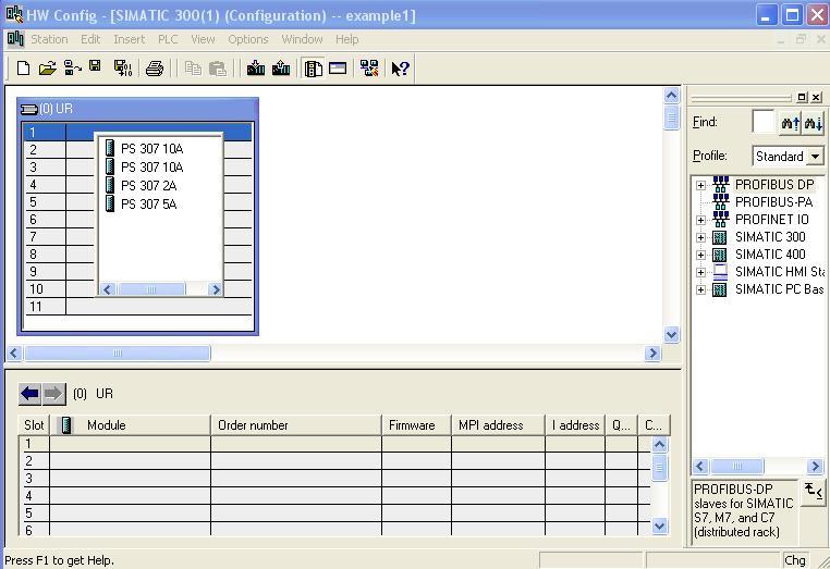 دورة تدريبية في الحاكمات المنطقية قابلة للبرمجة طراز Siemens S7 Insert10