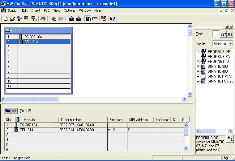 دورة تدريبية في الحاكمات المنطقية قابلة للبرمجة طراز Siemens S7 Insert11