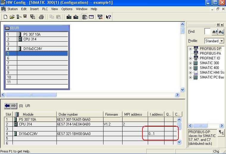 دورة تدريبية في الحاكمات المنطقية قابلة للبرمجة طراز Siemens S7 Insert14