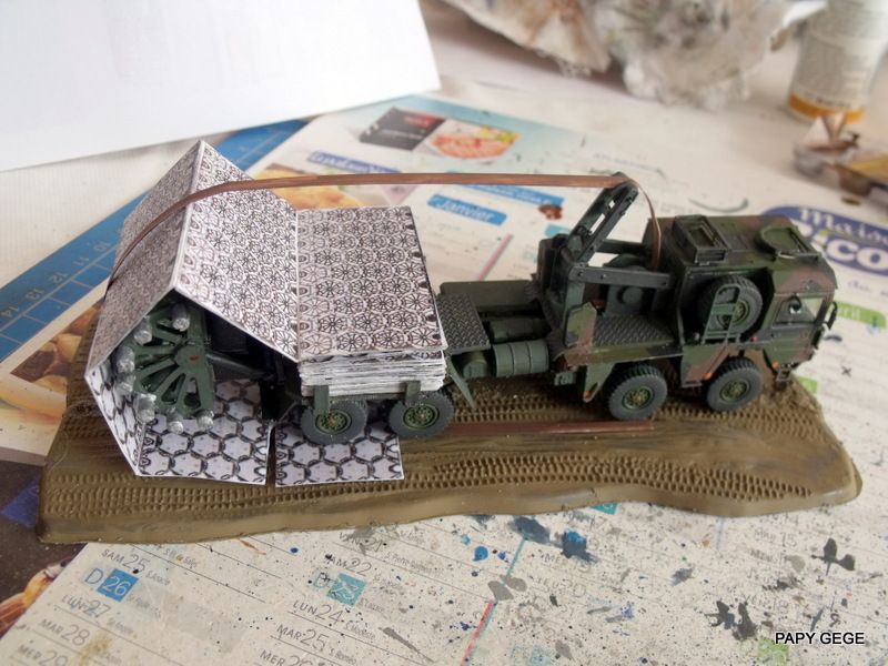 MAN M.A.T.S. base REVELL au 1/72 en scratch. Final  - Page 2 09-dsc11