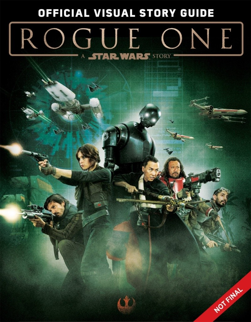 Star Wars Rogue One 58311-10