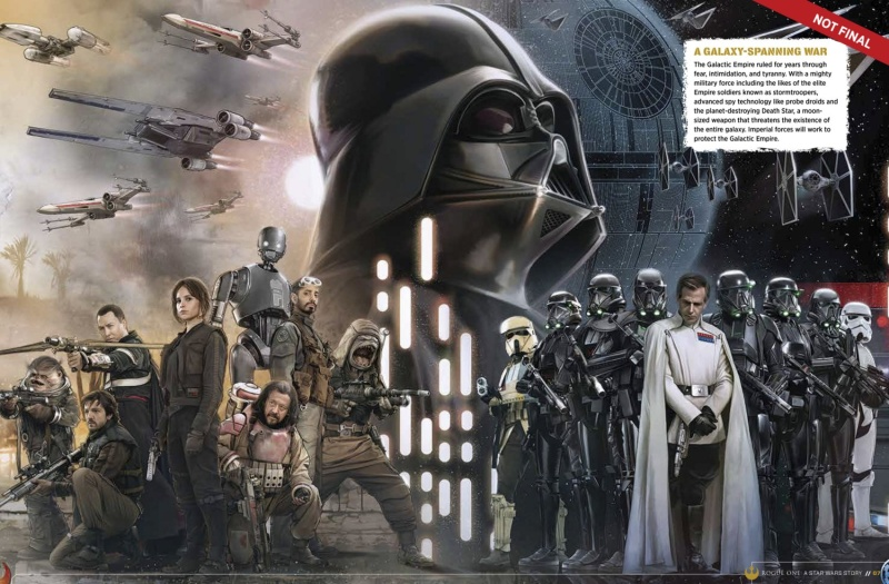 Star Wars Rogue One 58313-10