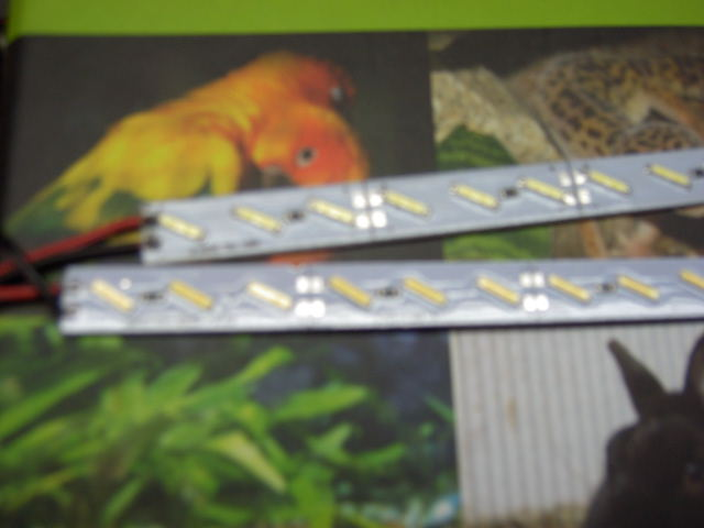 rampe led pour aquarium terrarium riparium vivarium Epsn2510