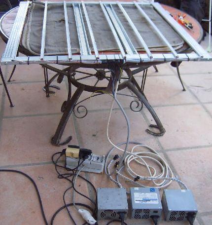 rampe led pour aquarium terrarium riparium vivarium Rampeh14