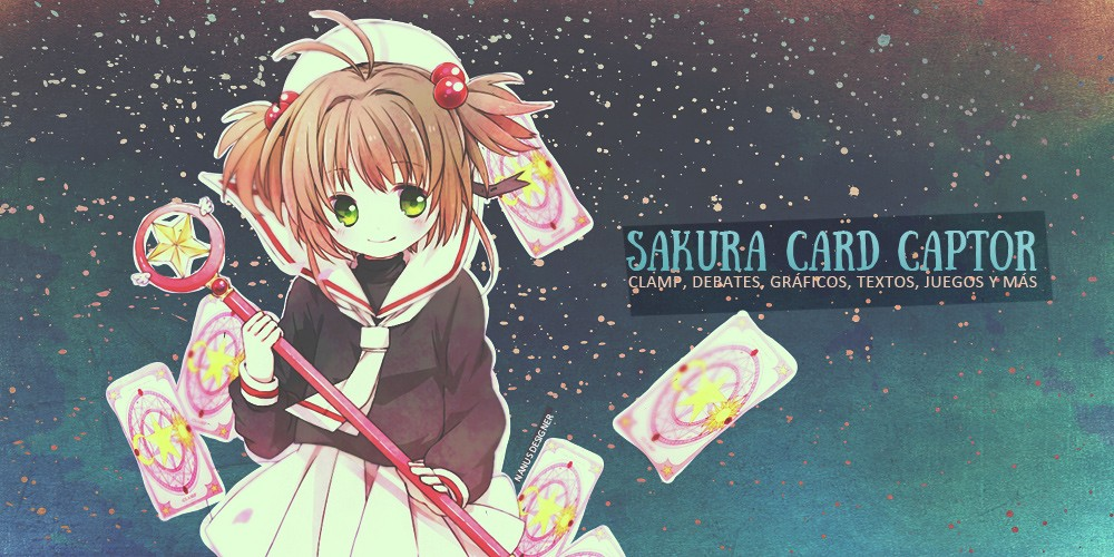 Foro Card Captor Sakura