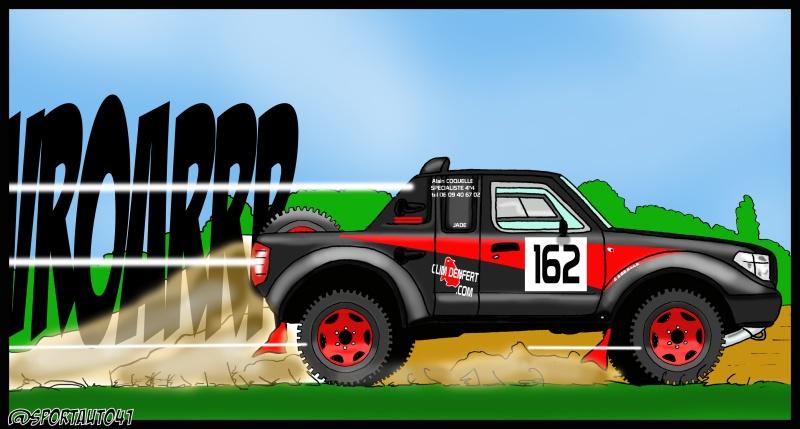 """24 H TT du Maroc: bravo au Team """"Clim Denfert"""" Spring10"""