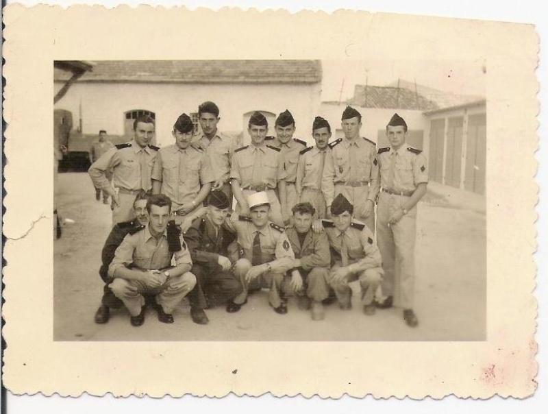 Photos de mon grand-père en Algérie Photo110