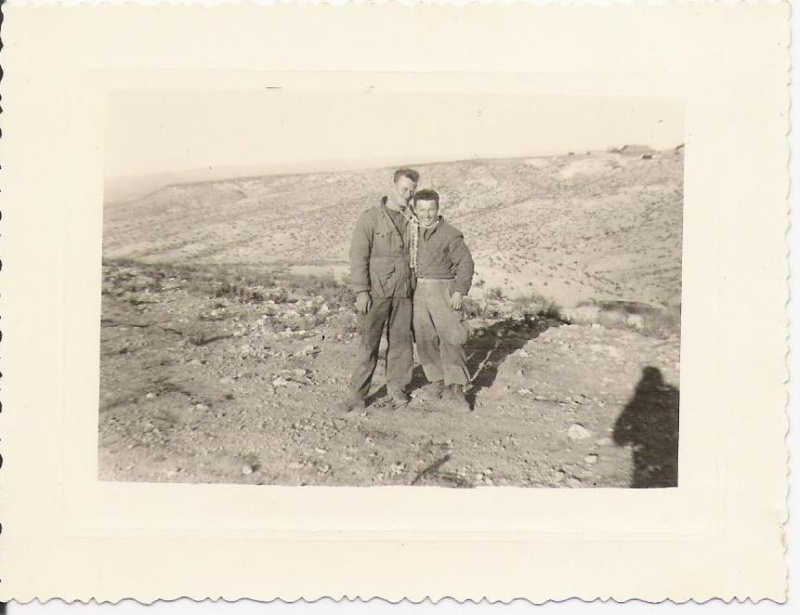 Photos de mon grand-père en Algérie Photo210
