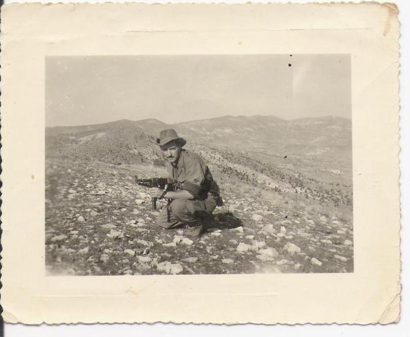 Photos de mon grand-père en Algérie Photo410
