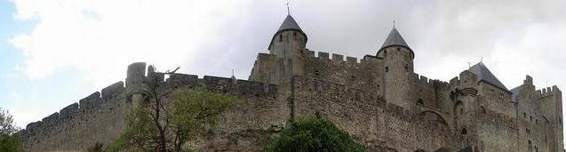 Poste de Contrôle des entrées au couvent fortifié Couven10