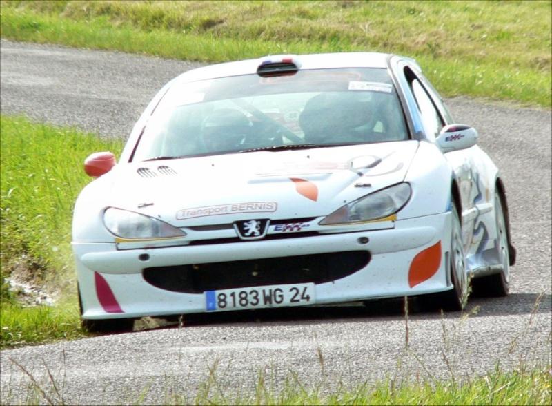 Bertrand GUILLON - PEUGEOT 206 Super 1600 - A6 Guillo10