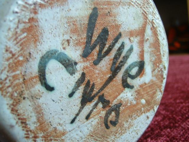 Wye pottery, Clyro, Adam Dworski 01110