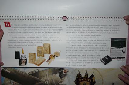 Les accessoires ZIPPO de Bleck (MàJ du 11 01 14) - Page 2 Calend12