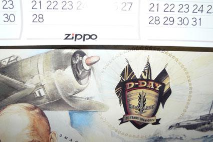 Les accessoires ZIPPO de Bleck (MàJ du 11 01 14) - Page 2 Calend17