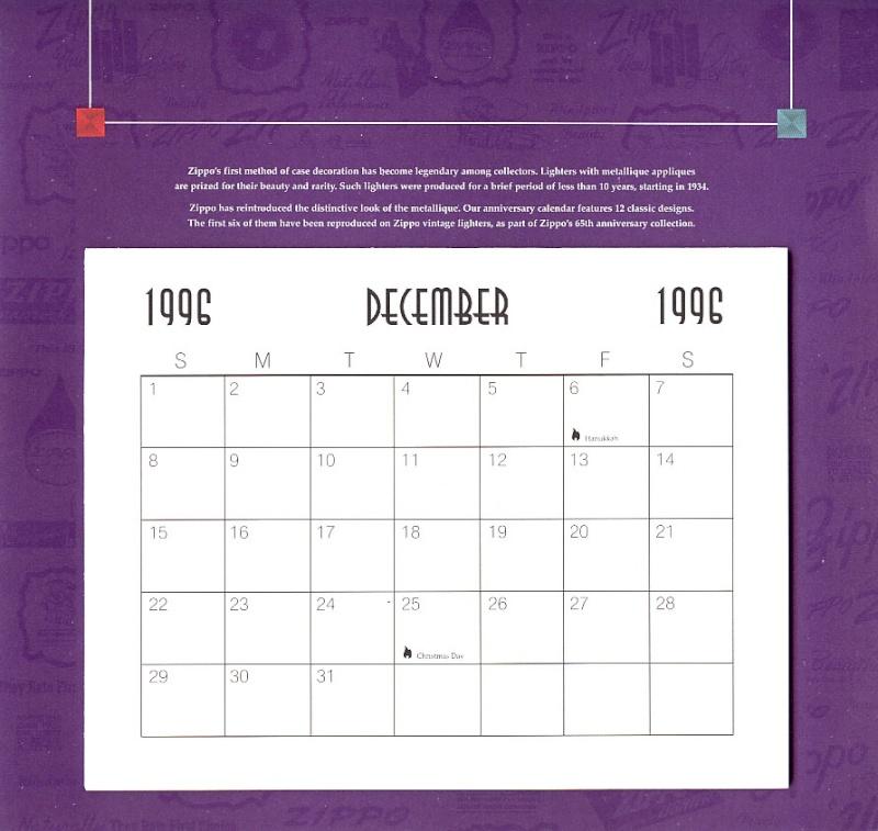 Les accessoires ZIPPO de Bleck (MàJ du 11 01 14) - Page 2 Calend24