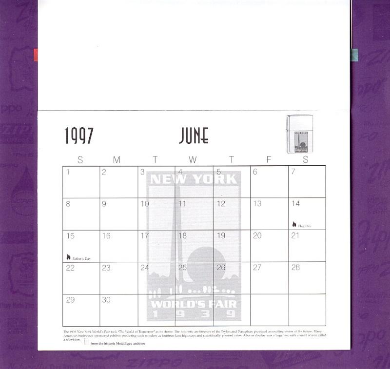 Les accessoires ZIPPO de Bleck (MàJ du 11 01 14) - Page 2 Calend30