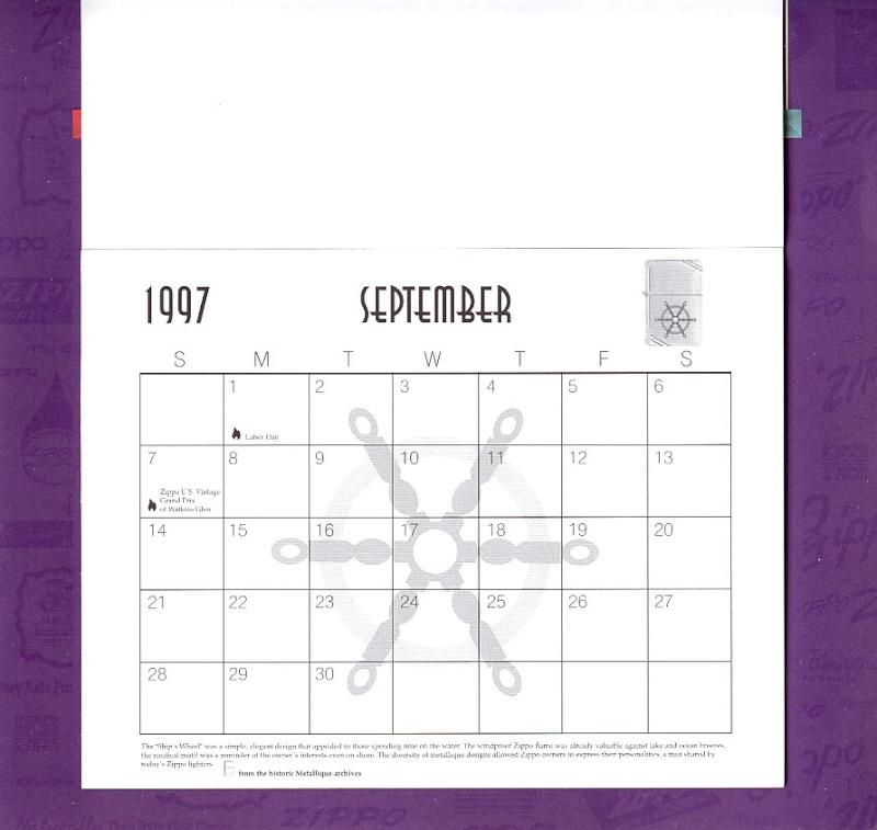 Les accessoires ZIPPO de Bleck (MàJ du 11 01 14) - Page 2 Calend33