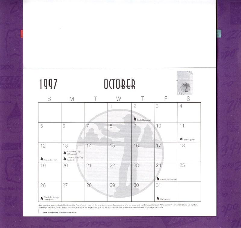 Les accessoires ZIPPO de Bleck (MàJ du 11 01 14) - Page 2 Calend34