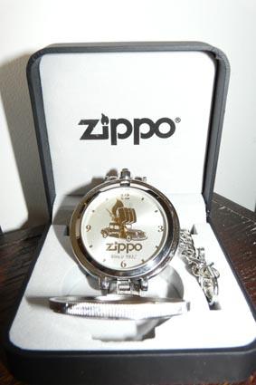 Les accessoires ZIPPO de Bleck (MàJ du 11 01 14) - Page 2 Montre13