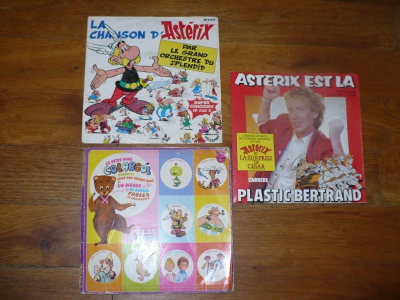 disques asterix 33 et 45 Tours 00250