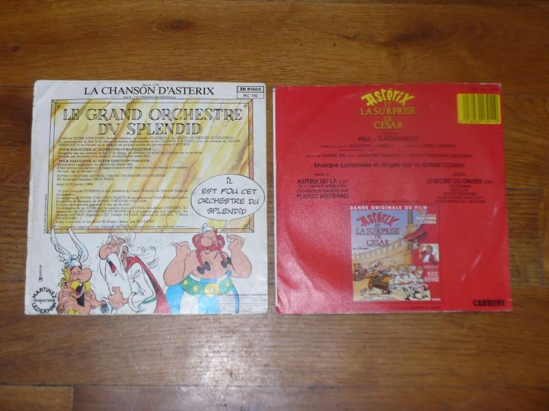 disques asterix 33 et 45 Tours 00440