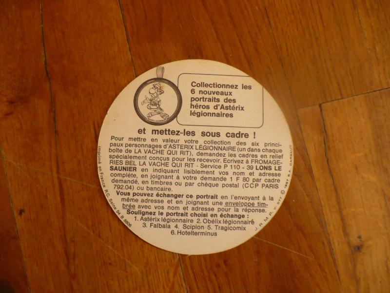 rond asterix légionnaire 1967 00533