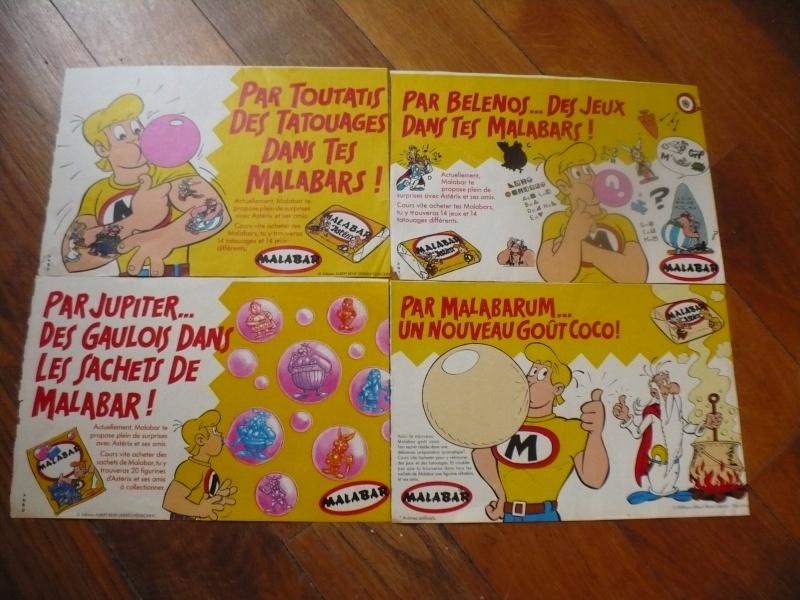 Pubs avec Asterix 01818