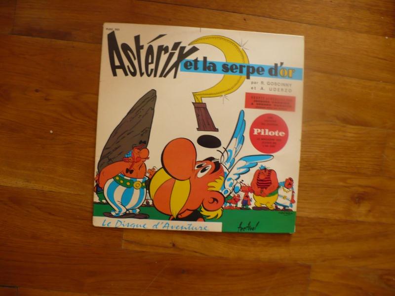 disques asterix 33 et 45 Tours 04710