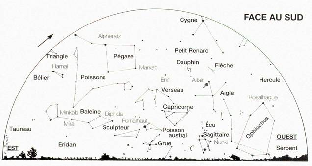 L'Astronomie - Page 2 Cartes10