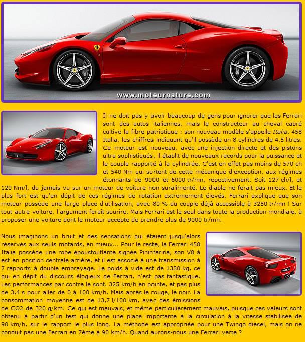 nouvelle ferrari 458 Ferrar15