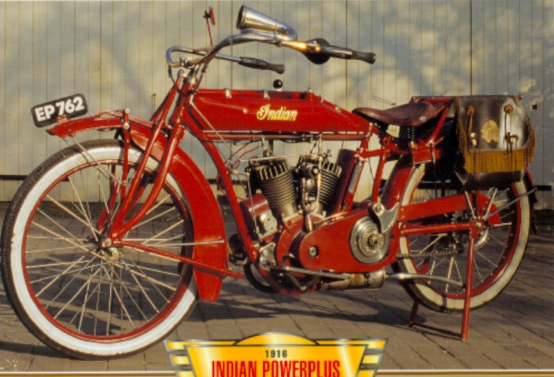 la moto ancienne Indian10